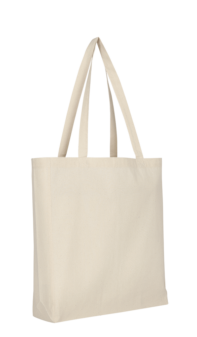 Shopper mit Boden- und Seitenfalte Produktbild